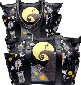 The Nightmare Before Christmas The Nightmare Before Christmas ( Bradford Exchange Tote Bag ) Characters