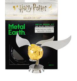 Harry Potter Harry Potter ( Metal Earth ) Vif d'Or