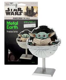 Star Wars ( Metal Earth ) The Mandalorian The Child