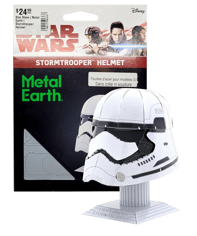 Star Wars ( Metal Earth ) Stormtrooper Helmet