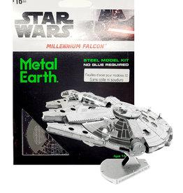 Star Wars Star Wars ( Metal Earth ) Millennium Falcon