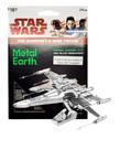 Star Wars ( Metal Earth ) Poe Dameron's X-Wing Fighter