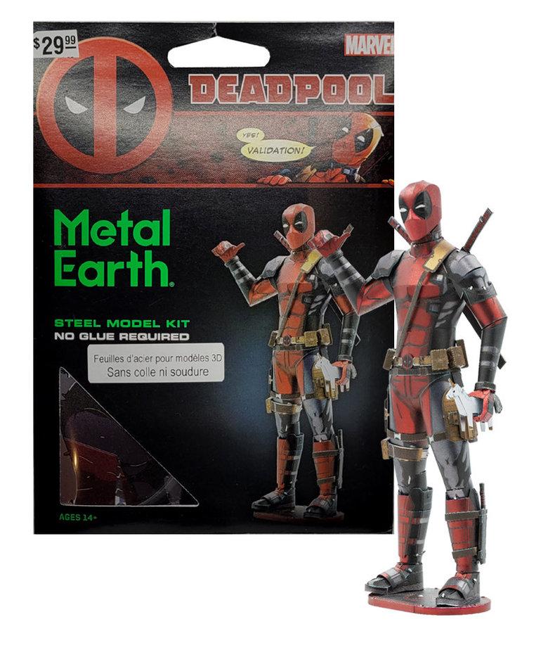 Marvel Marvel ( Metal Earth ) Deadpool