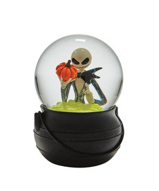 The Nightmare Before Christmas ( Disney Globe ) Jack Pumpkin King