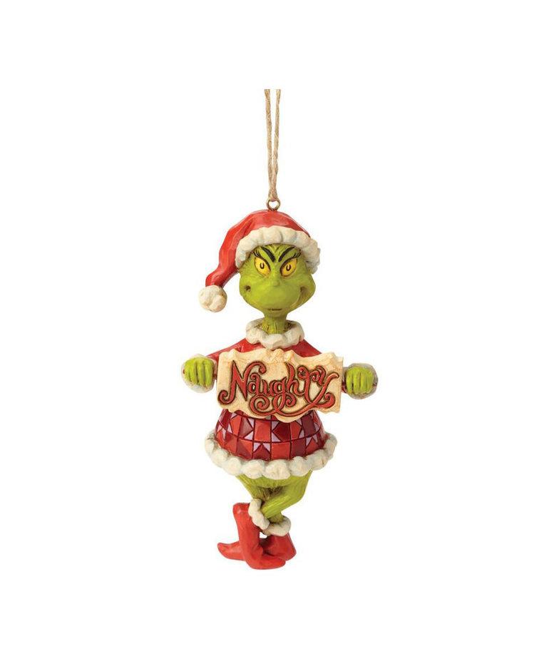 The Grinch ( Jim Shore Figurine ) Naughty