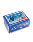Disney Disney (  Jewelry Box ) Dory '' Just Keep Swimming ! ''