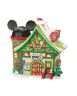 Disney ( Department 56 Disney Village House ) Mickey's Ski & Skate Chalet