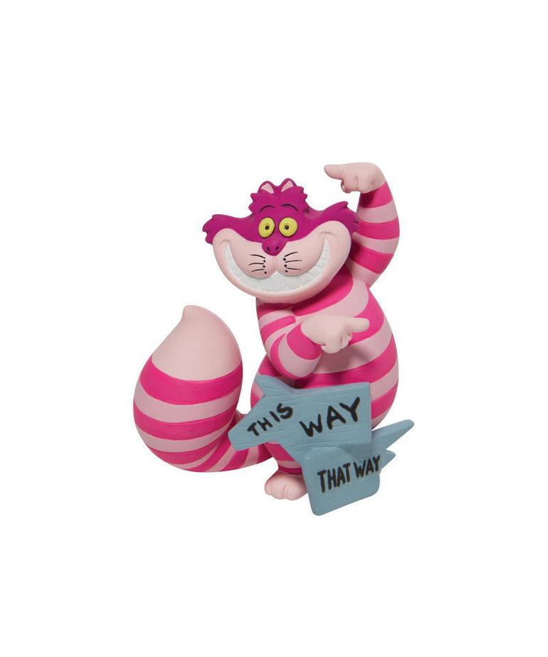Disney Disney ( Disney Showcase Figurine ) Cheshire Cat '' This Way That Way ''