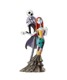 The Nightmare Before Christmas The Nightmare Before Christmas ( Disney Showcase Figurine ) Jack & Sally