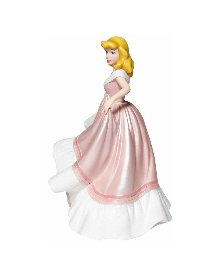 Disney ( Disney Showcase Figurine ) Cinderella Pink Dress