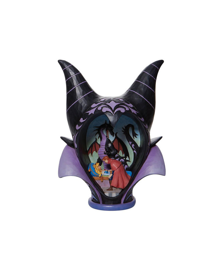 Disney ( Disney Traditions Figurine ) Maleficent & Characters