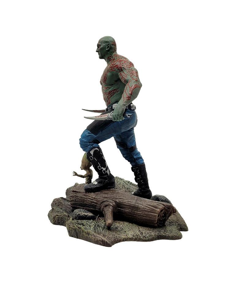 Marvel ( Diamond Select Toys Figurine ) Drax & Groot