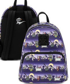 The Nightmare Before Christmas ( Loungefly Mini Backpack ) Characters
