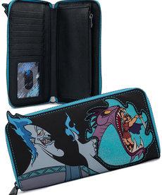 Disney ( Loungefly Wallet ) Hades & Hercules