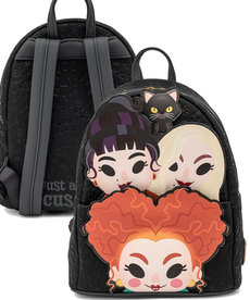 Disney ( Loungefly Mini Backpack ) Hocus Pocus with Cat