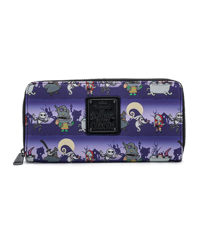 The Nightmare Before Christmas ( Loungefly Wallet ) Characters