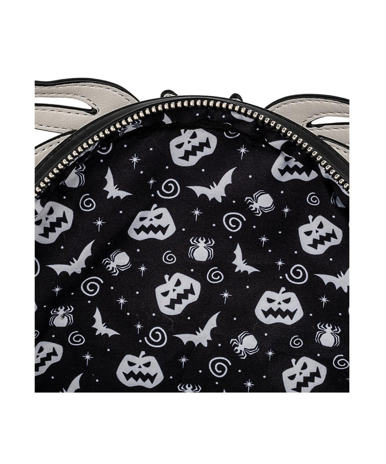 The Nightmare Before Christmas ( Loungefly Mini Backpack ) Jack Head Tuxedo