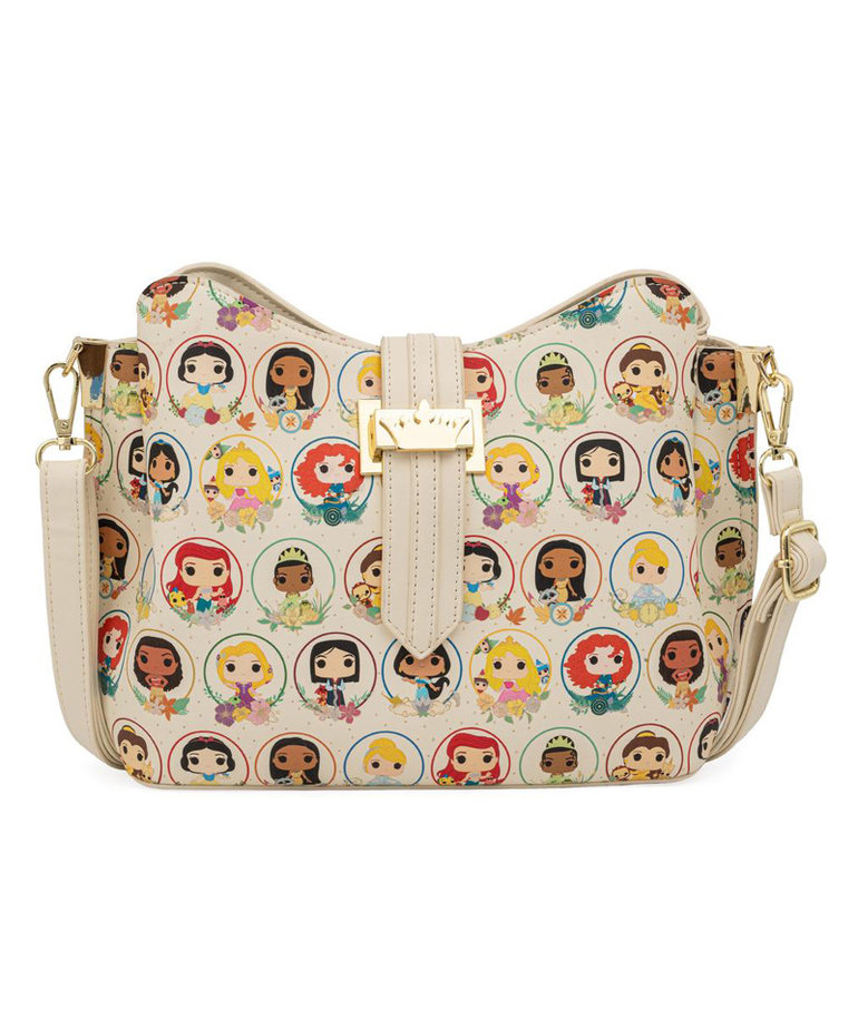 Disney ( Loungefly Handbag ) POP Princess Circles