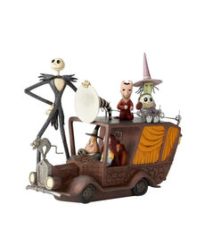 The Nightmare Before Christmas The Nightmare Before Christmas ( Disney Traditions Figurine ) Characters Car