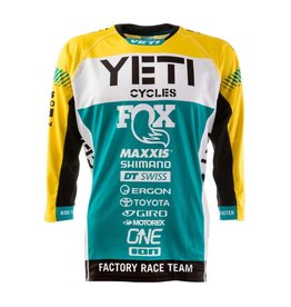 YETI YETI FACTORY TEAM REPLICA YE/ST RETRO SPEC MD
