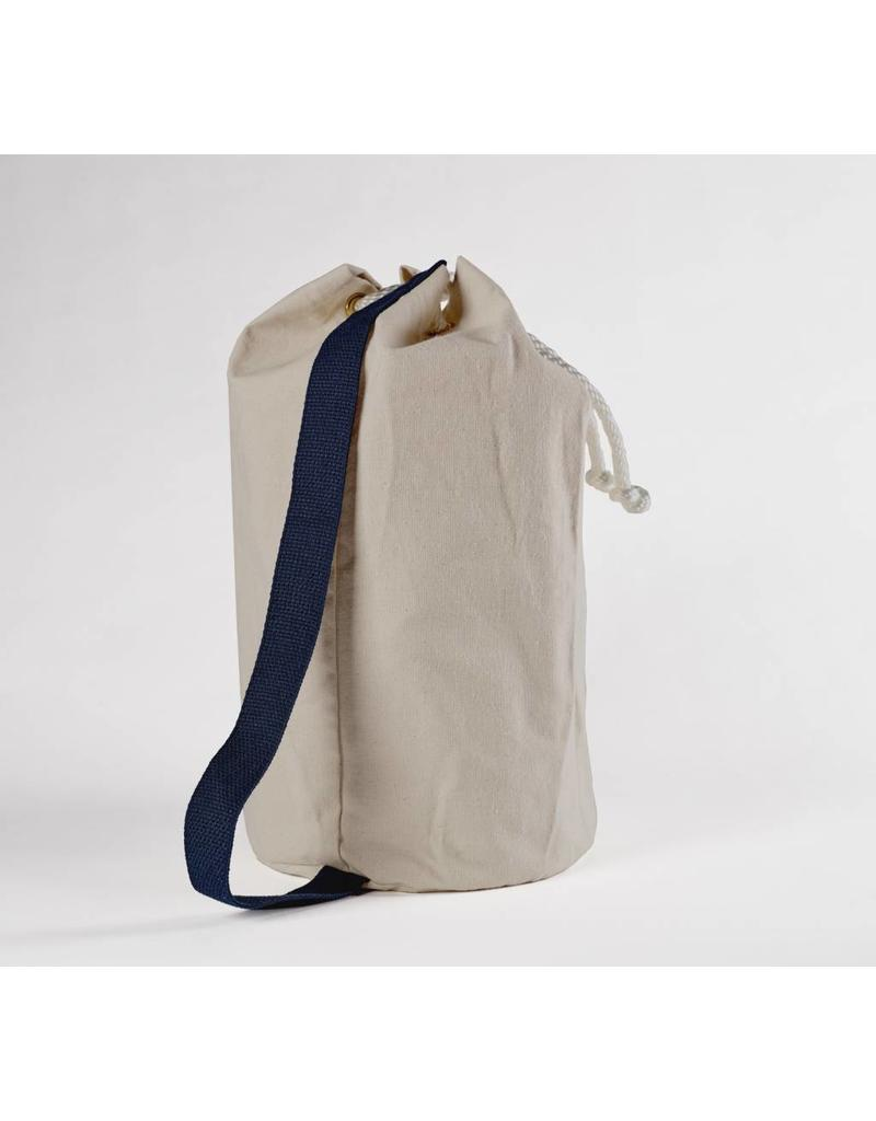 The Mariners' Museum and Park  Logo Sailor's Ditty Bag