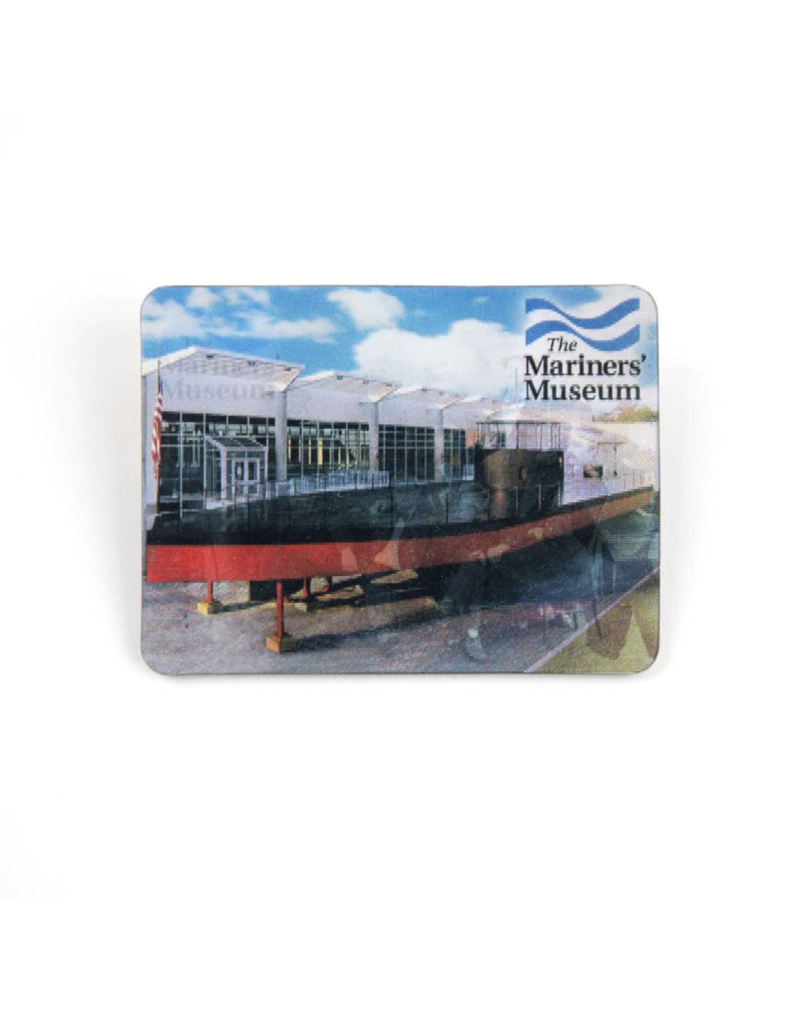 The Mariners' Museum and Park Lenticular Magnet