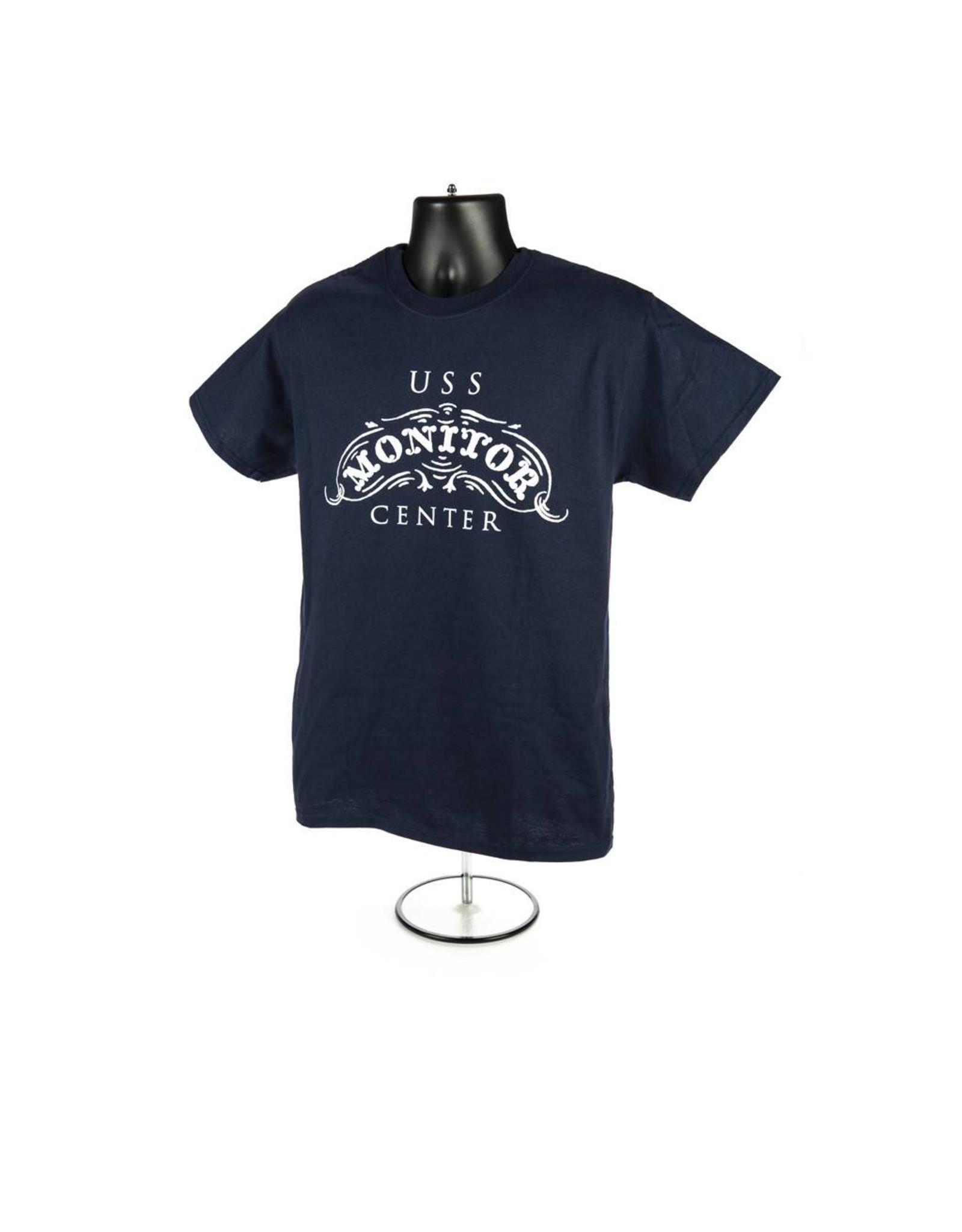 USS Monitor Center T-Shirt