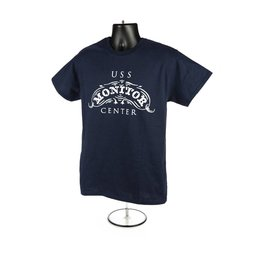 USS Monitor Center T-Shirt