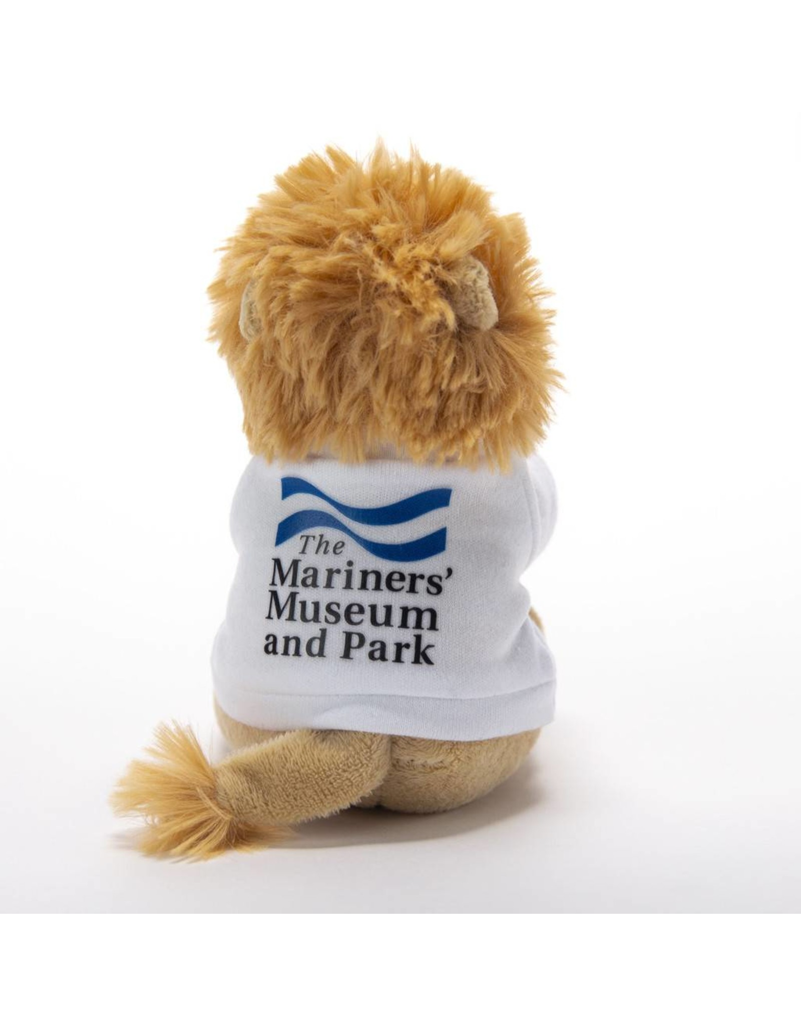 The Mariners' Museum and Park Stuffed Lion