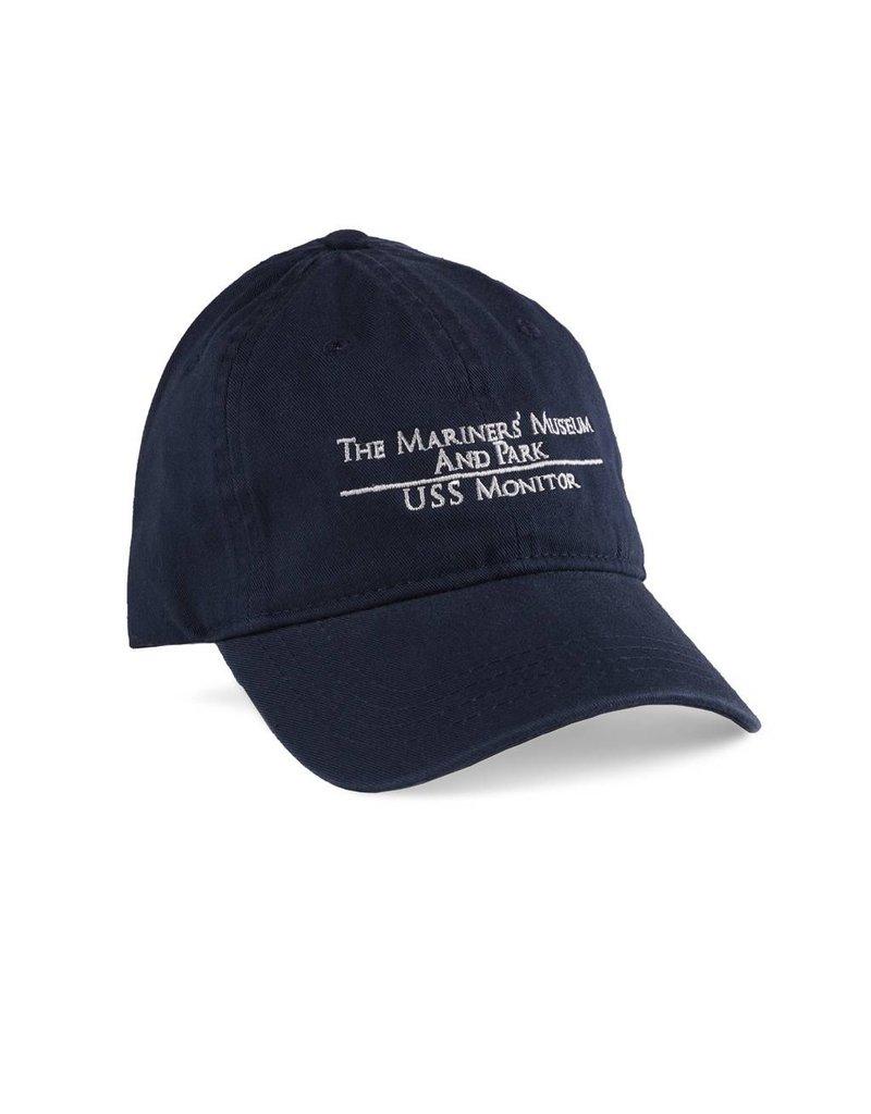 USS Monitor Center Cap