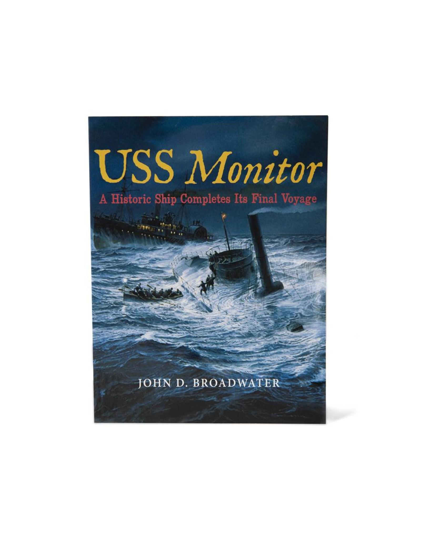 USS Monitor A Historic Ship Paperback