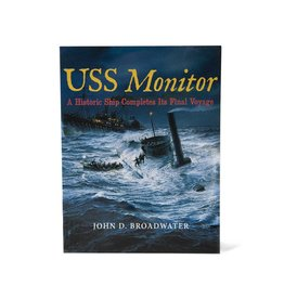 USS Monitor A Historic Ship Paperback