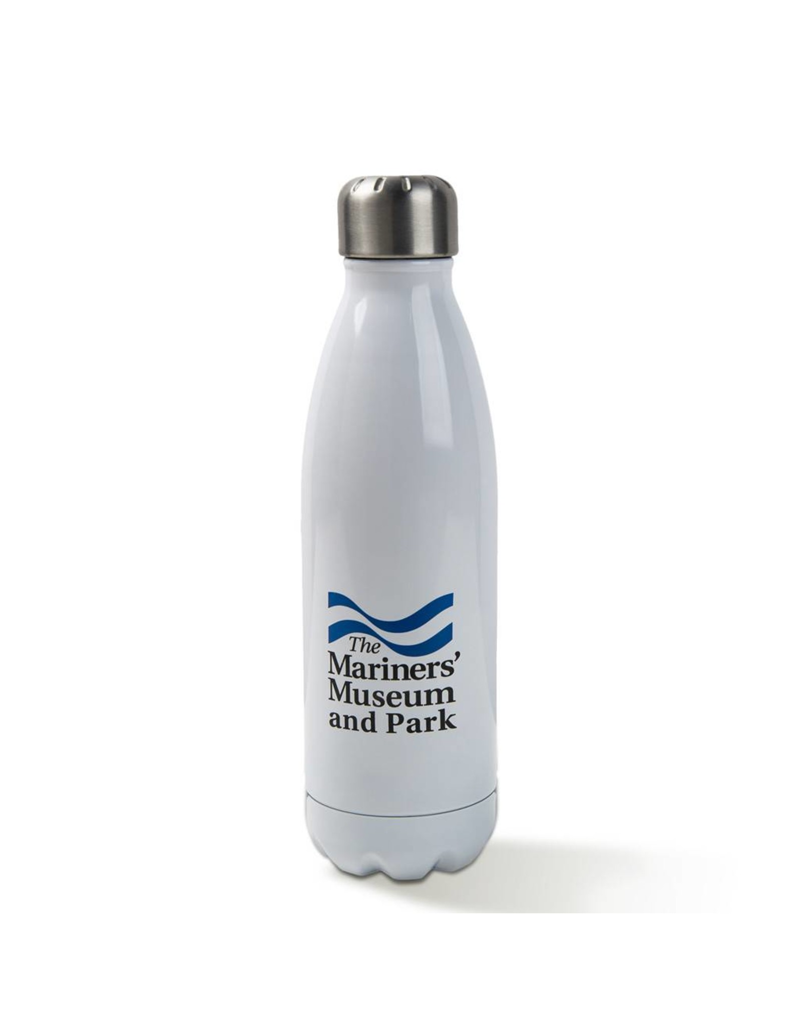 The Mariners' Museum and Park Logo Stainless Water Bottle