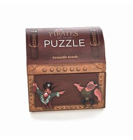Pirate's Treasure Puzzle 48pc