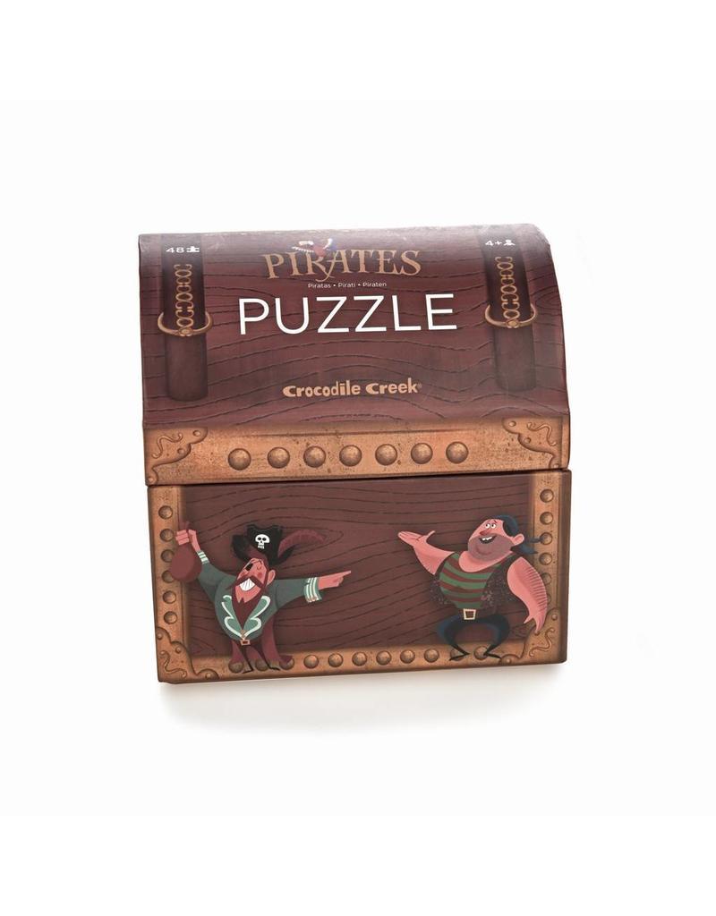 Pirate's Treasure Puzzle 48pc