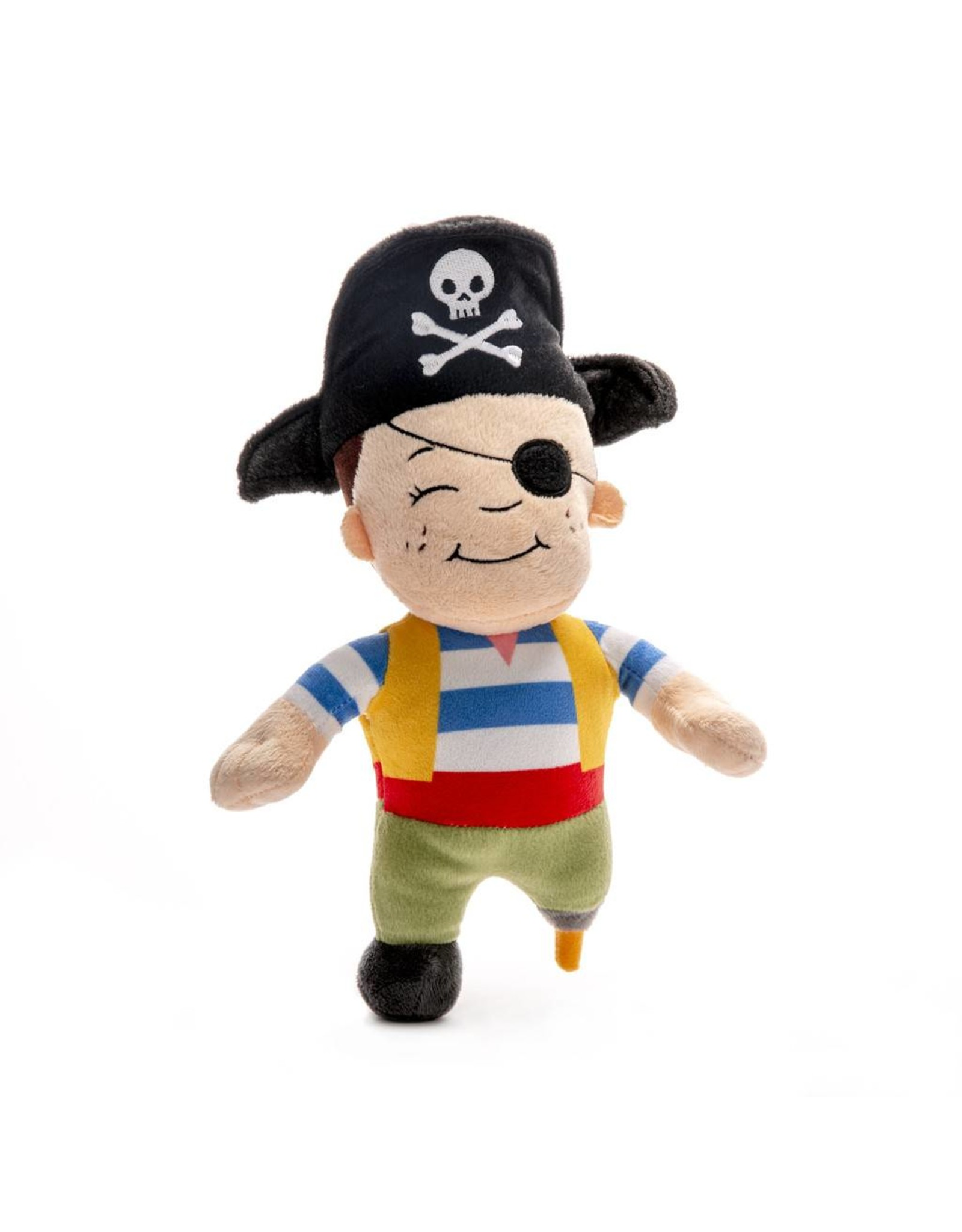 Pirate Boy Plush