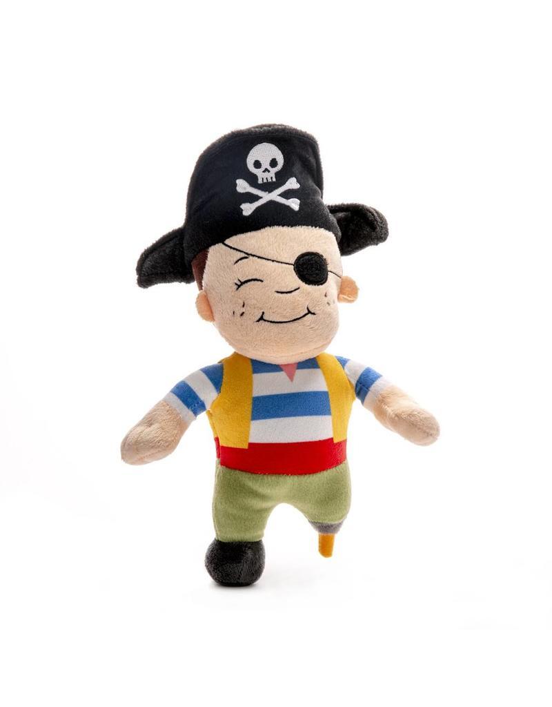 Pirate Boy Plush
