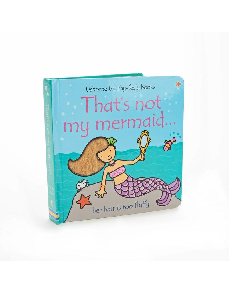 That's Not My Mermaid Book