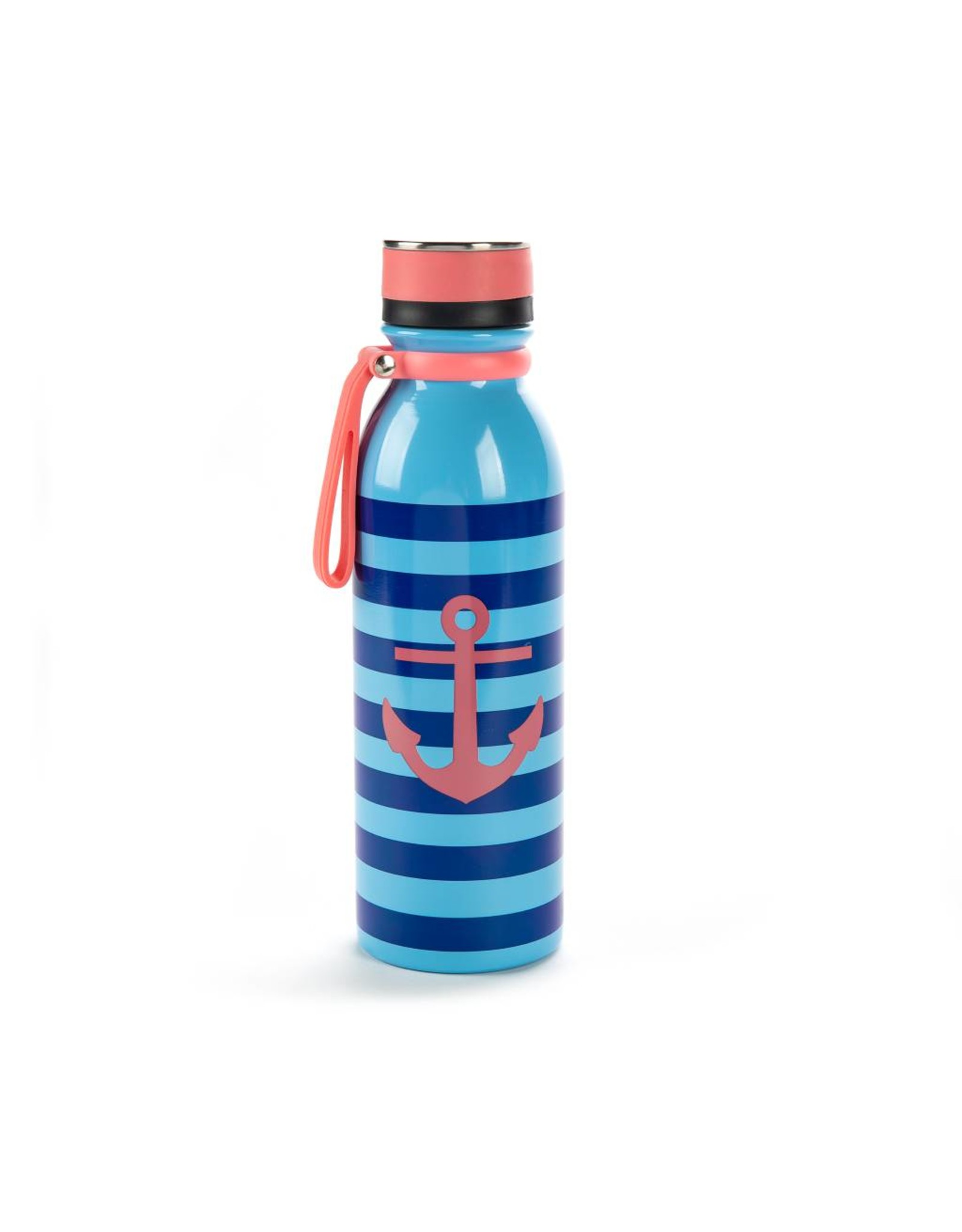 Stainless Steel  Anchor Water Bottle