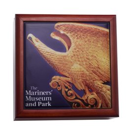 Lancaster Eagle Collectible Tile Box