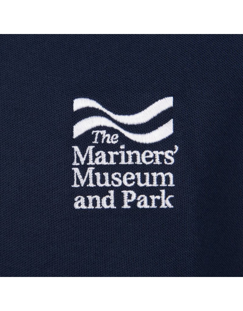 The Mariners' Museum and Park Logo Polo