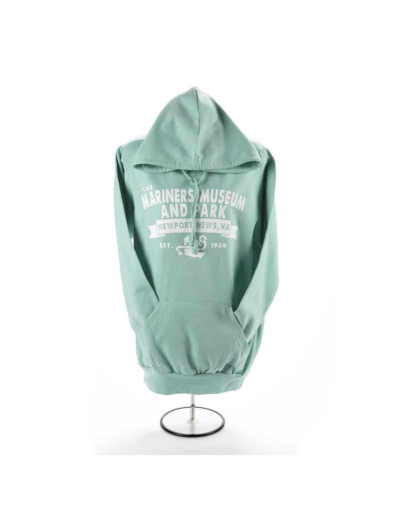 The Mariners' Museum and Park Banner Hoodie