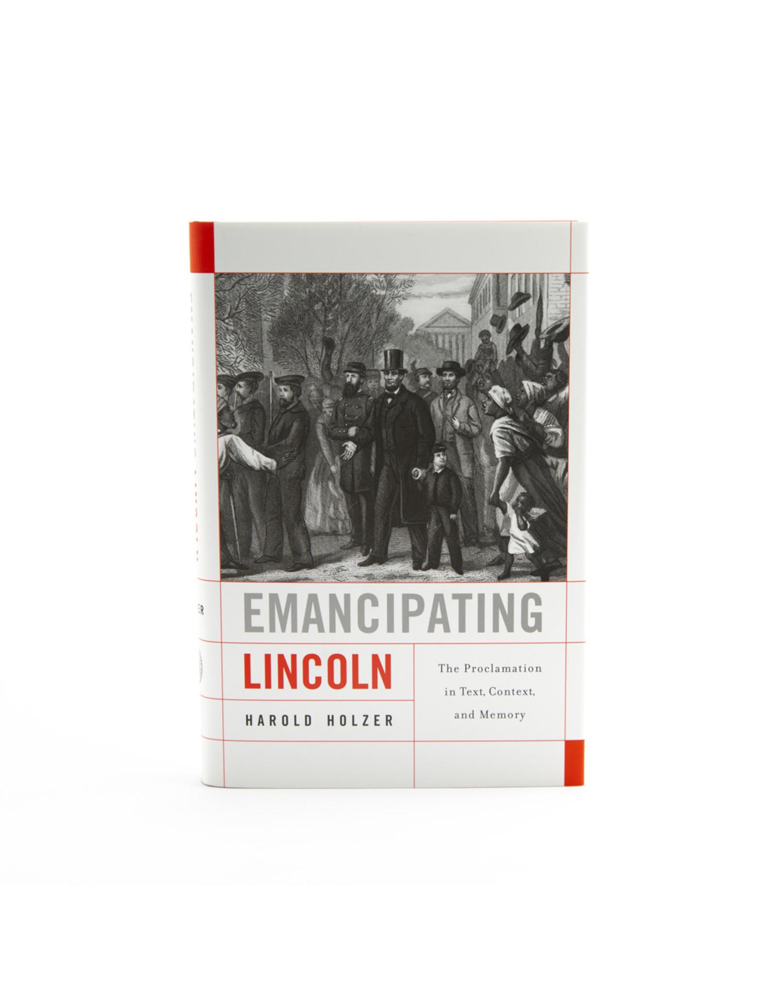 Emancipating Lincoln