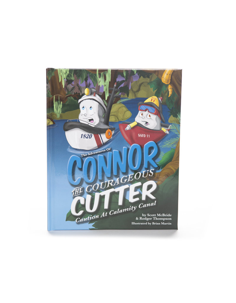 Connor The Courageous Cutter: Caution at Calamity Canal