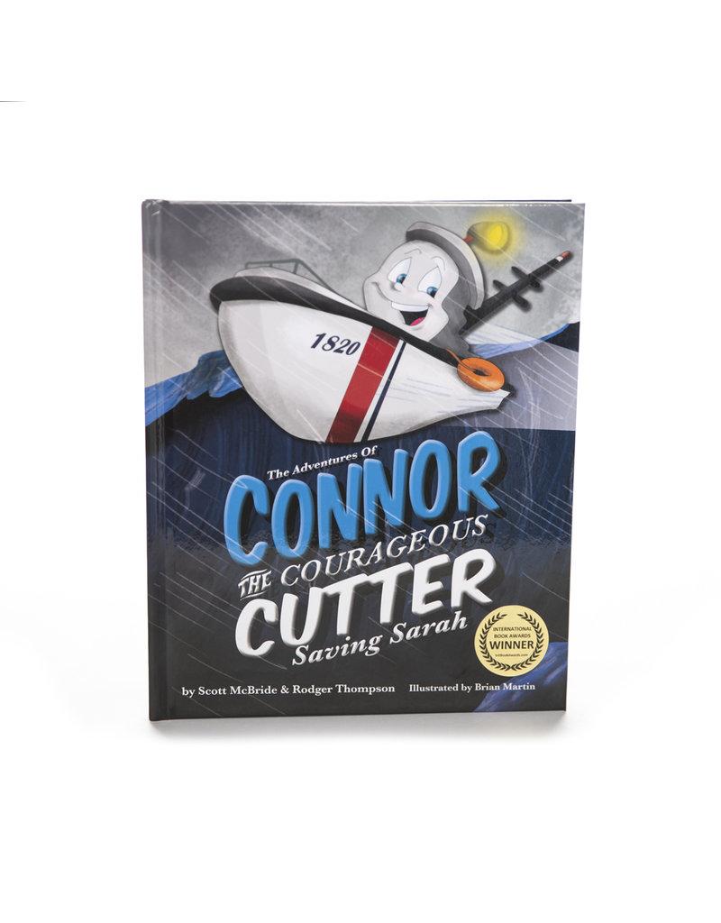 Connor The Courageous Cutter: Saving Sarah