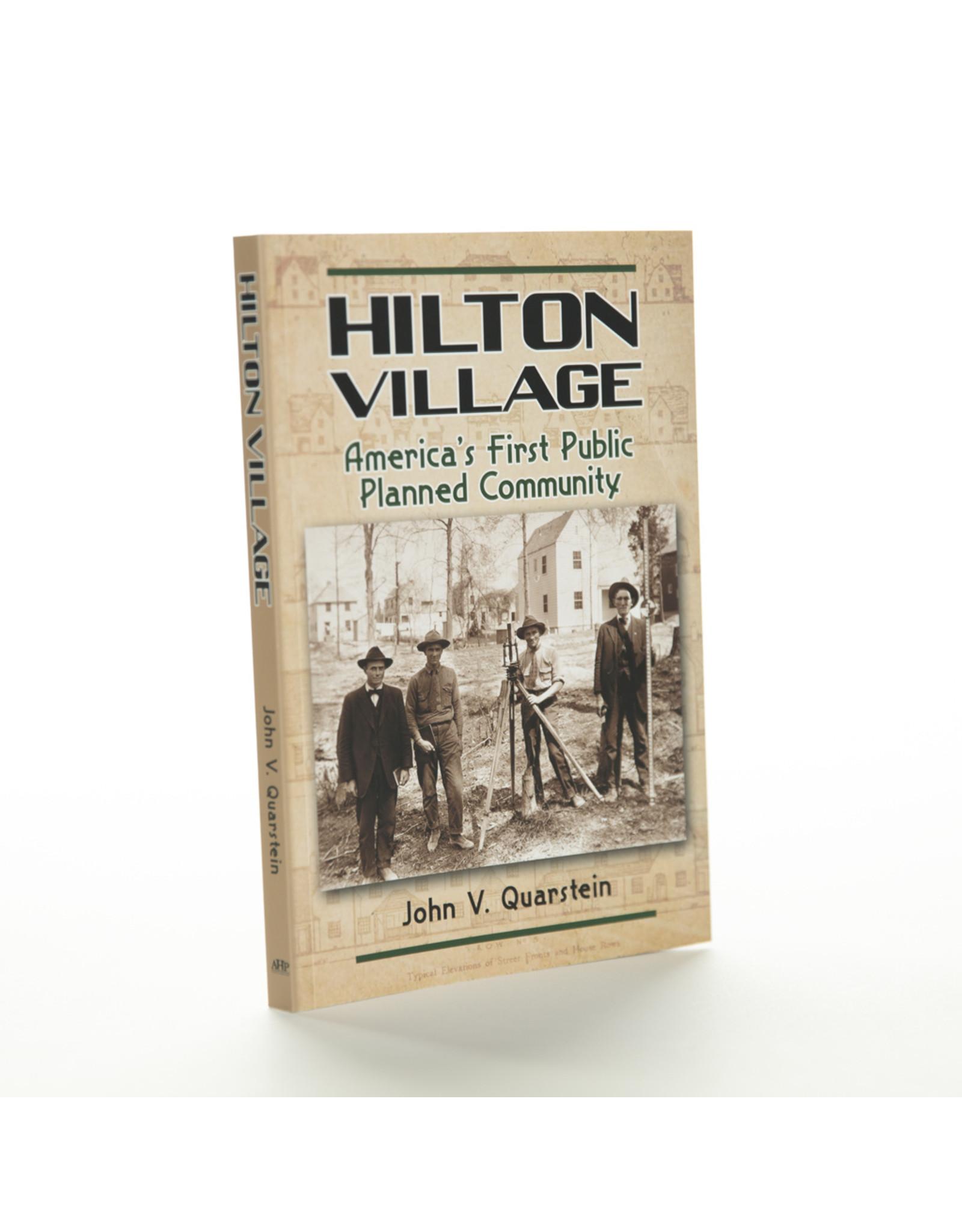 Hilton Village Book