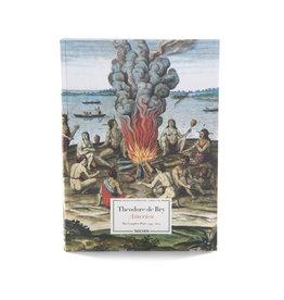 Theodore de Bry  America The Complete Plates 1590-1602