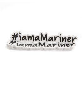 #iamaMariner Sticker