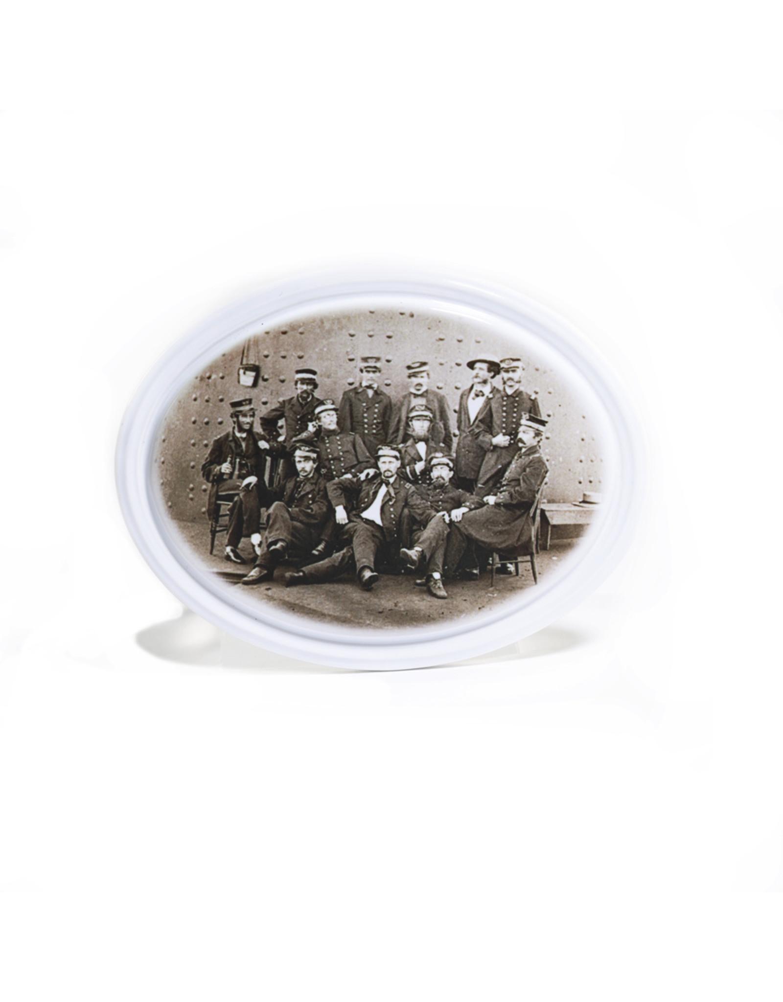 Monitor Crew Ceramic Magnet