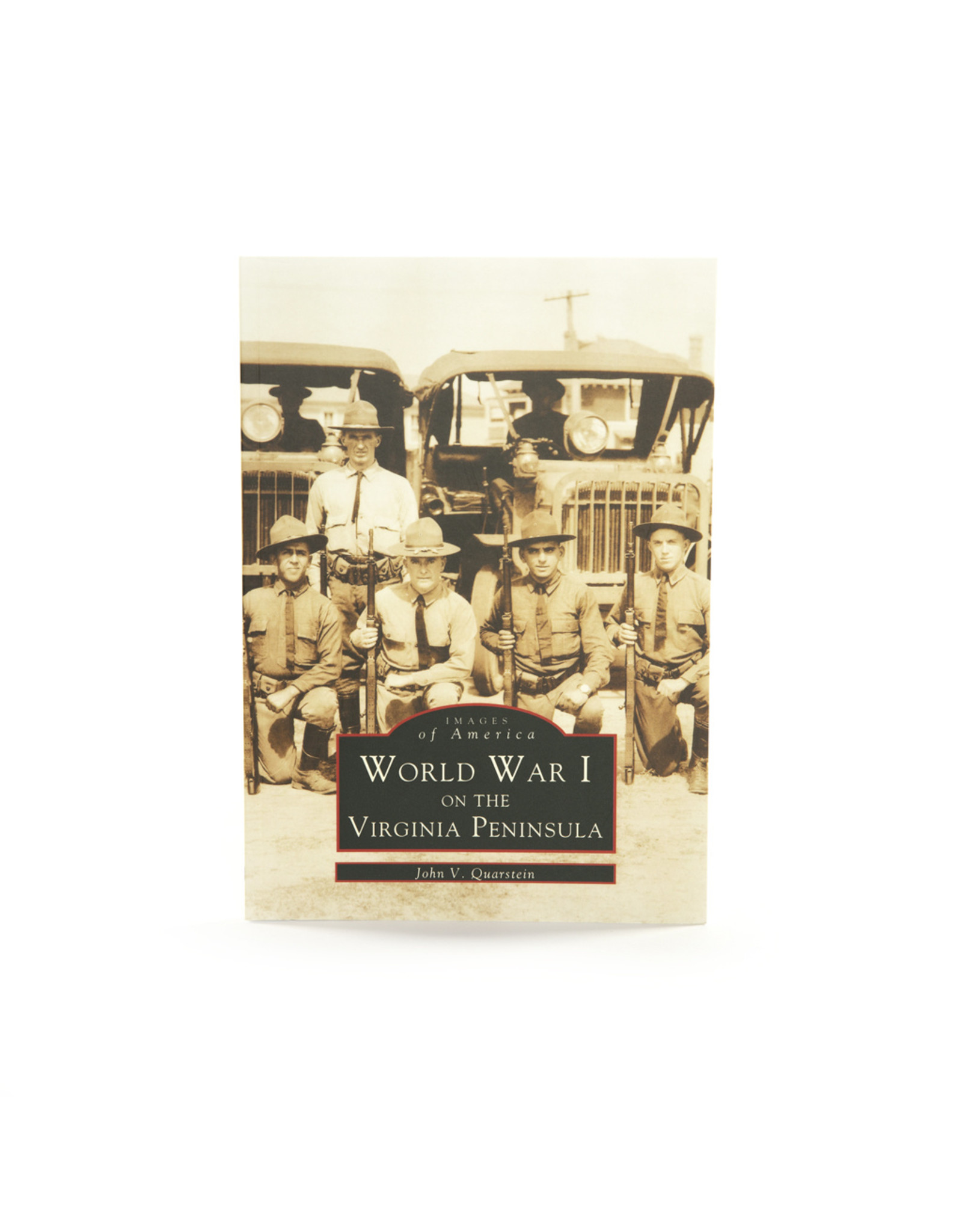World War One on the Virginia Peninsula